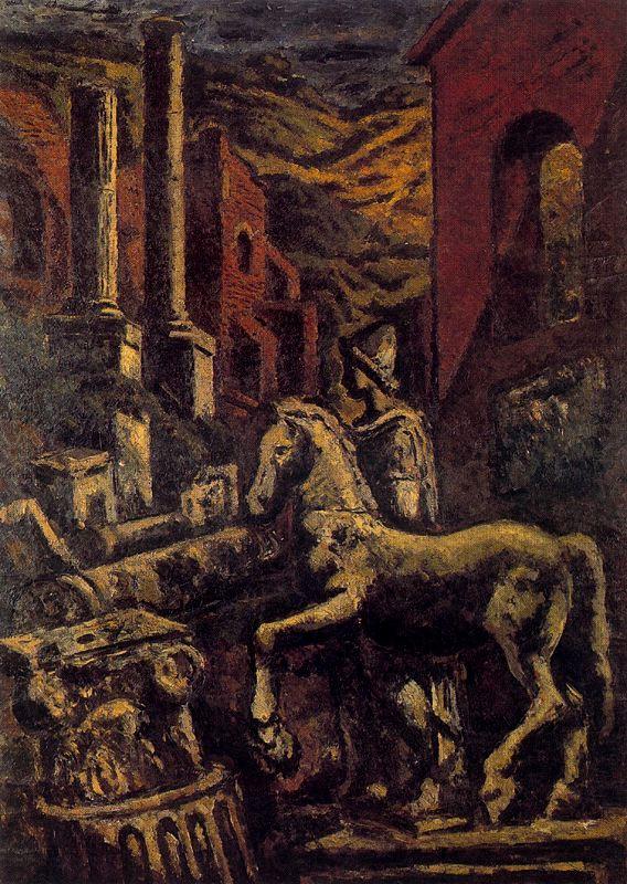 Артуро Соуто. Конь