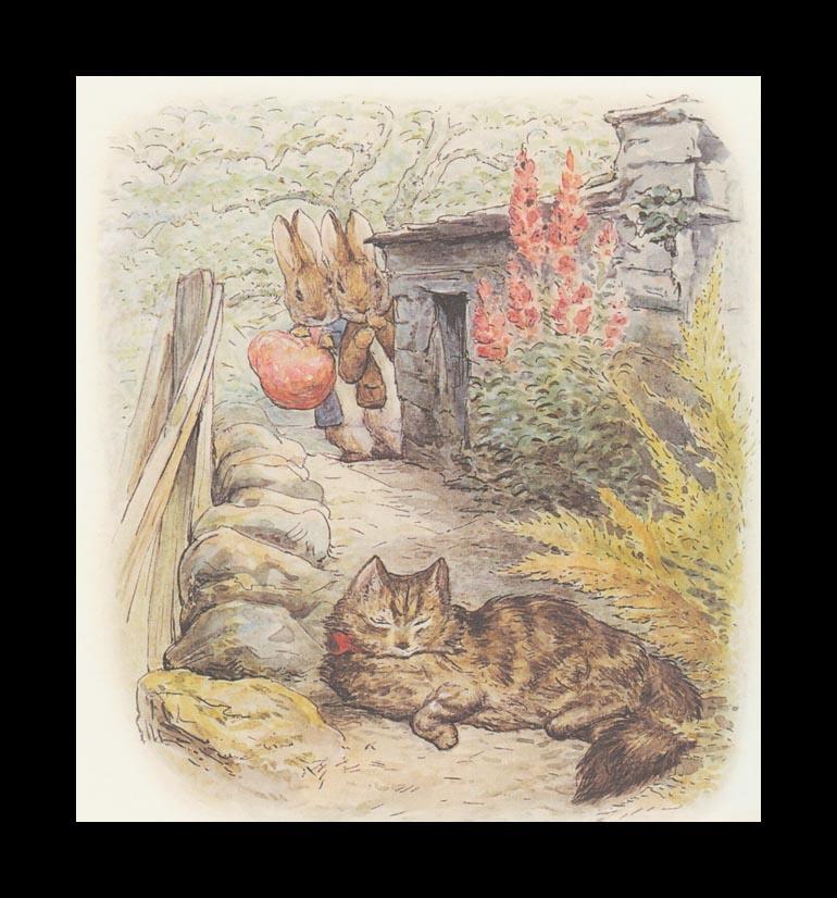 Бенджамин и Кролик Питер Банни. Сказка о кролике Питере 29