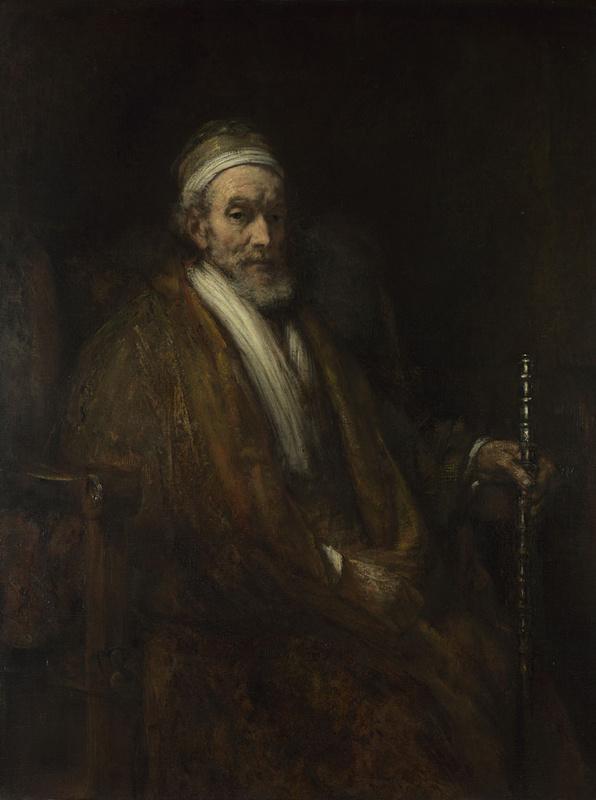 Rembrandt Harmenszoon van Rijn. Portrait of Jacob Trip