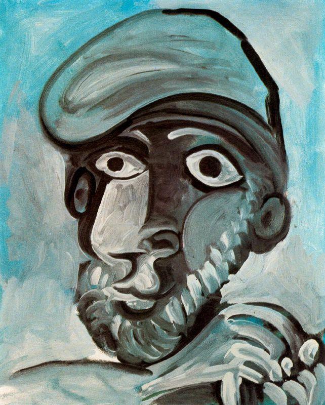 Пабло Пикассо. Сюжет 142