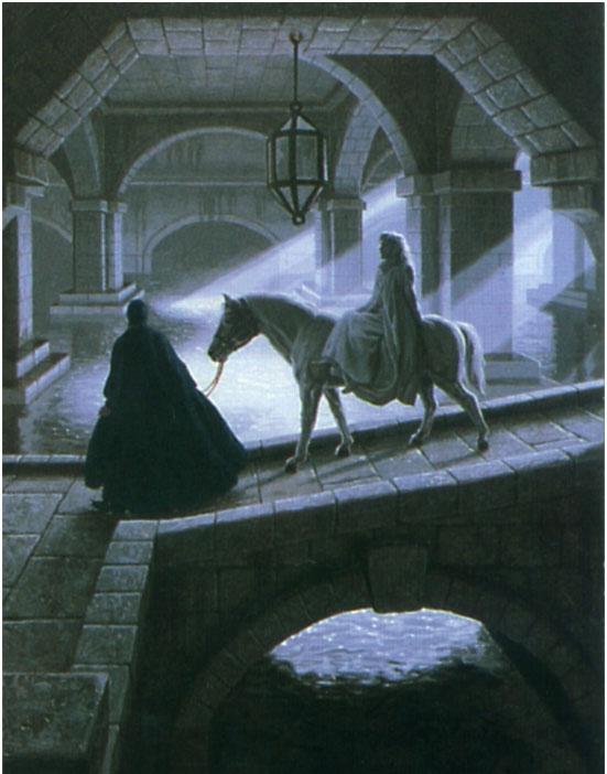 Грег Хильдебрандт. Мост
