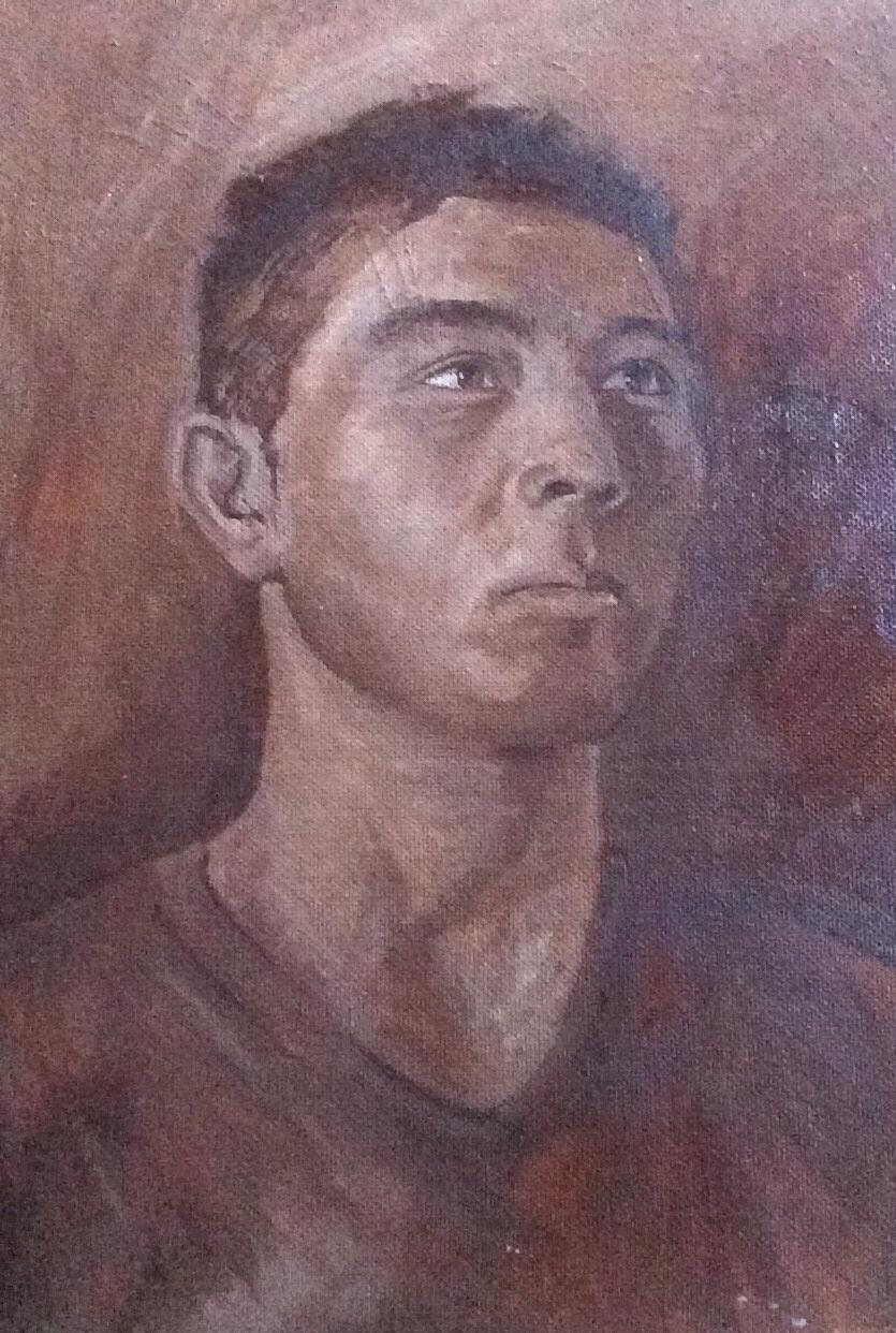 Sany Bekmuratovna Bersugir. Portrait