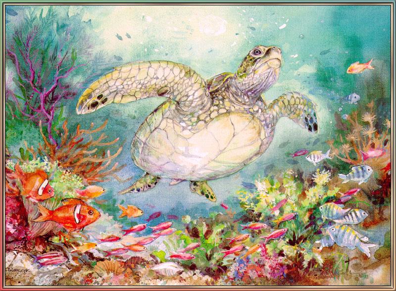 Стэн Ванкзук. Искусство моря 1