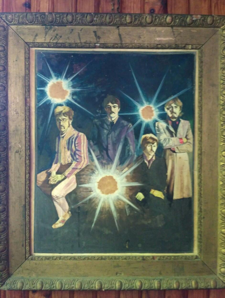 Unknown Author. Beatles 1974