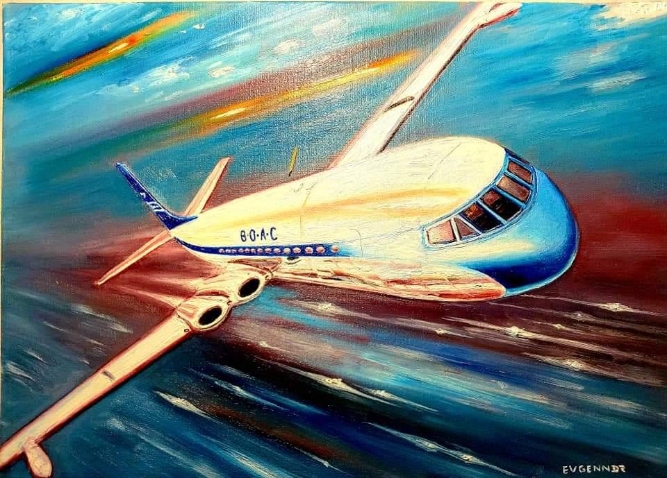 """Aviation Art. """"Первые"""""""