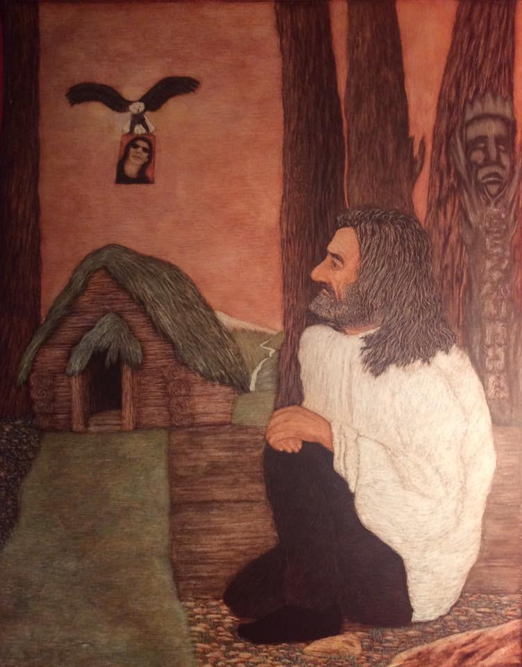 Martin Gurgenovich Ashkhatoev. The end of the tale in memory of Bachi Kitiashvili Bermukh group