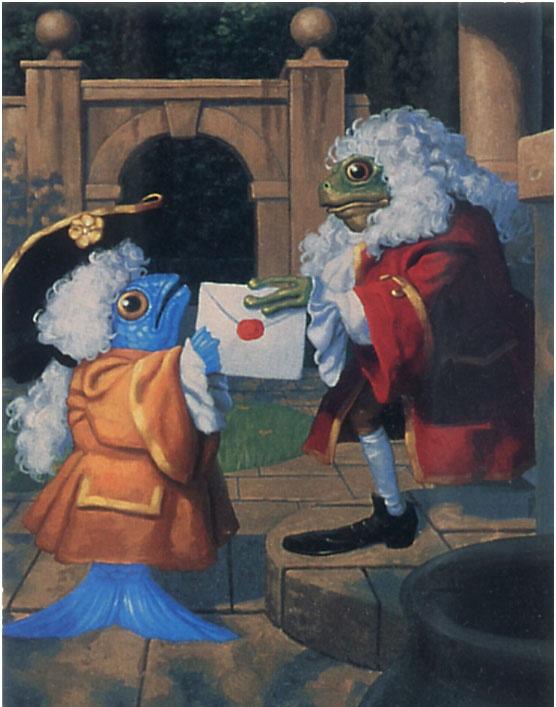 Грег Хильдебрандт. Важное письмо