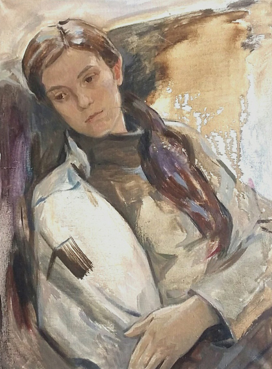 Валкрия Александровна Устюжанина. Portrait