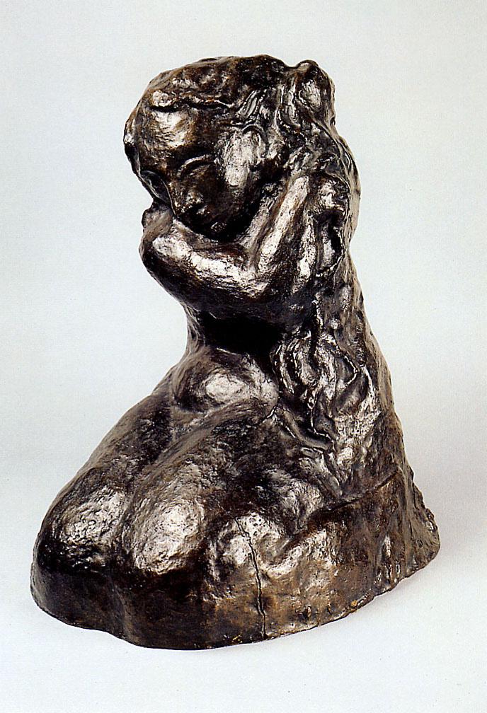 Пабло Пикассо. Женщина расчесывает волосы