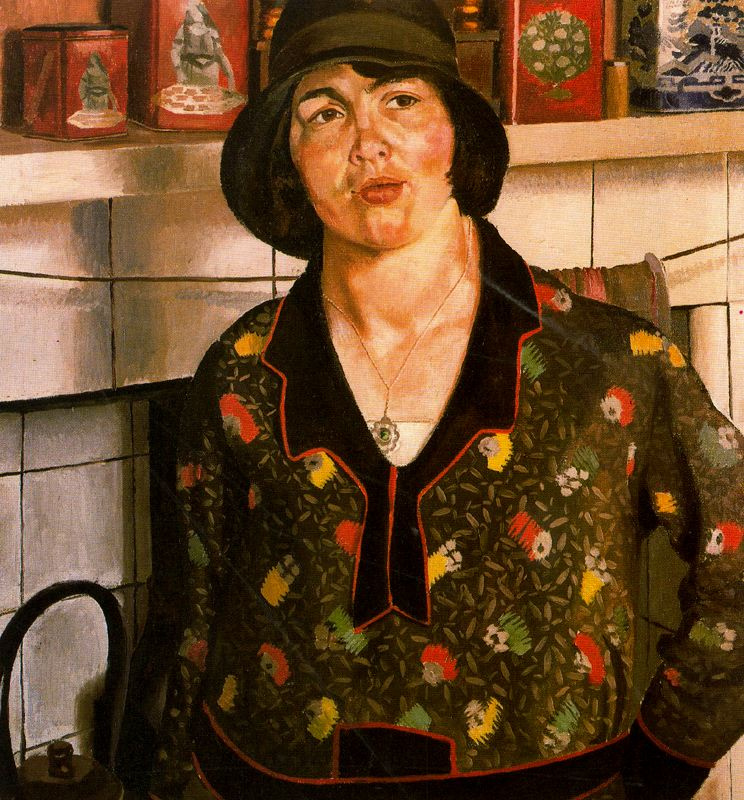 Stanley Spencer. Woman