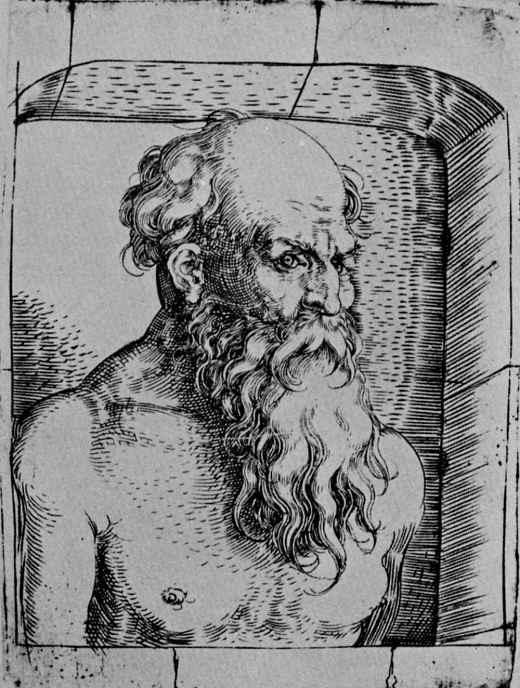 Ханс Бальдунг. Бородатый старик