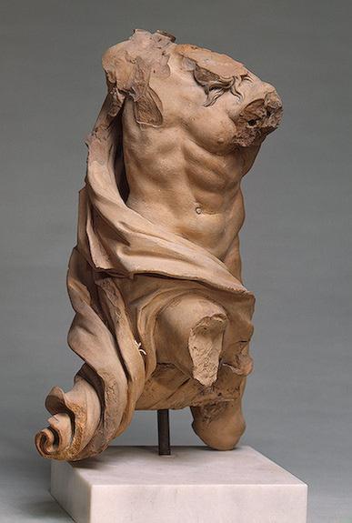 Джованни Лоренцо Бернини. Торс Нептуна