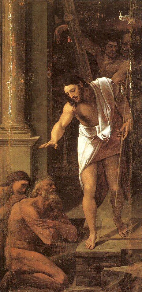 Себастьяно дель Пьомбо. Сюжет 19