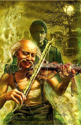 Марк Сассо. Играя на струнах