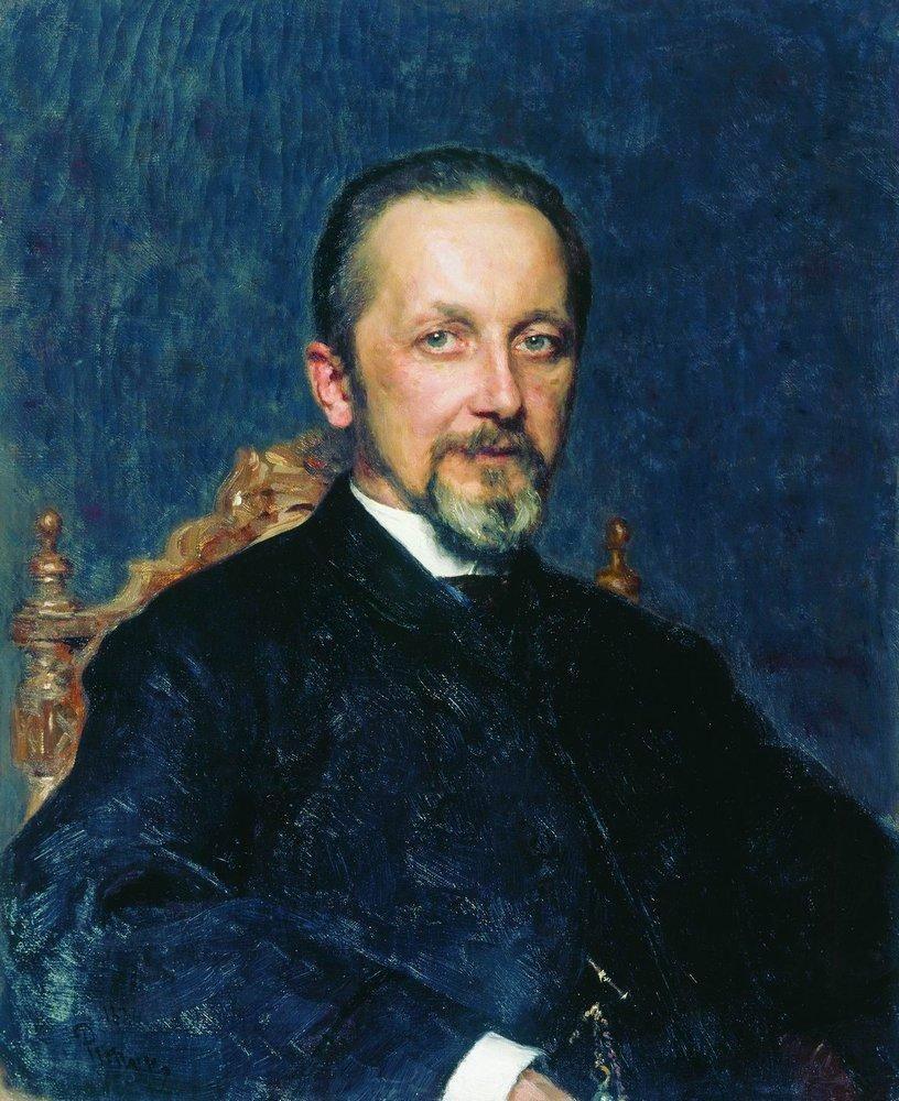 Илья Ефимович Репин. Тайный советник