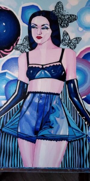 Eva Luna. Somnambula