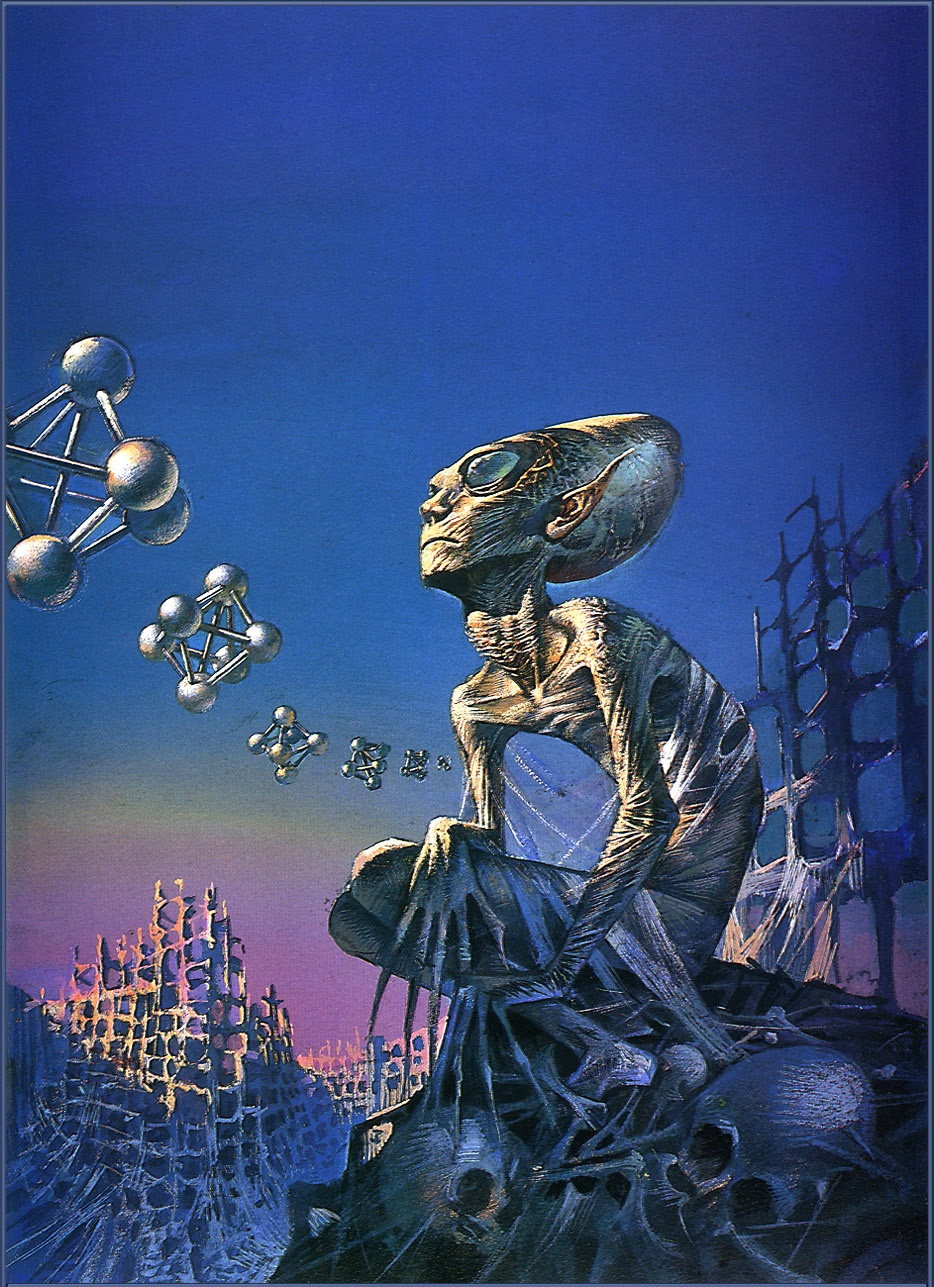 Bruce Pennington. Space time and Nathaniel