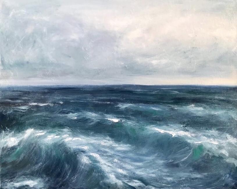 Marietta Dasian. Black Sea