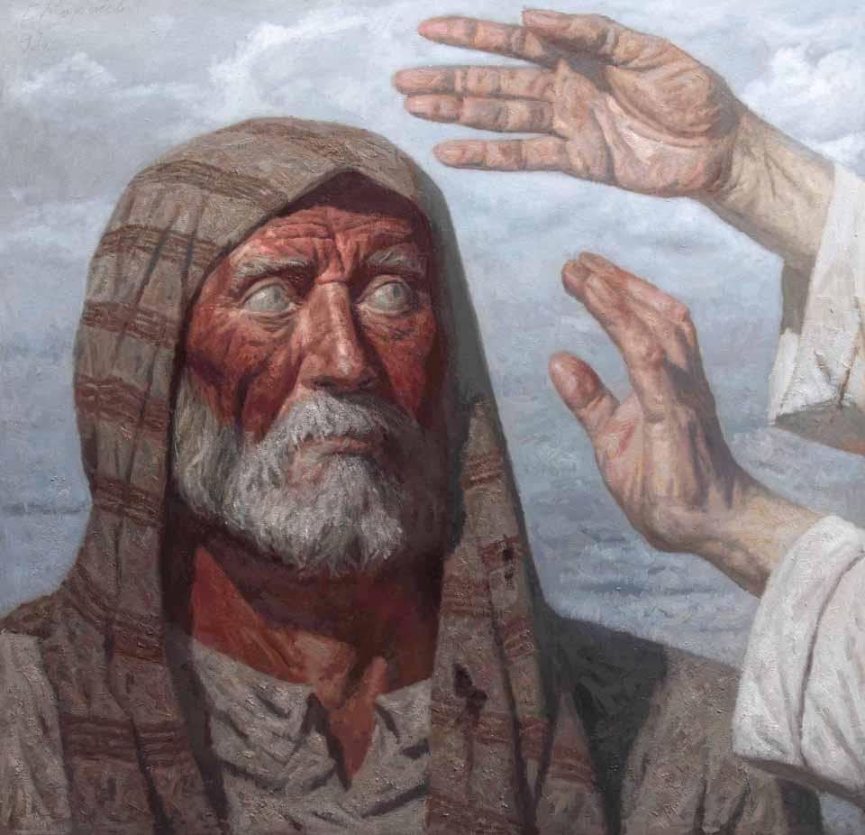 Heliy Mikhailovich Korzhev. Insight