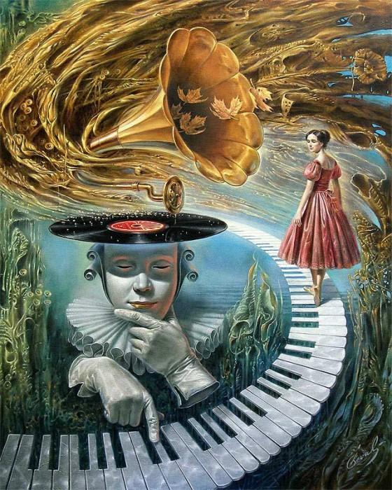 Mikhail Khokhlochev. Sound silence
