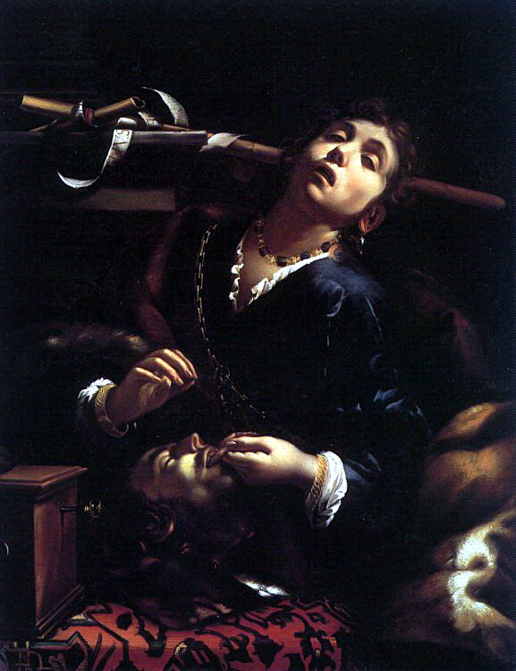 Франческо дель Каир. Голова