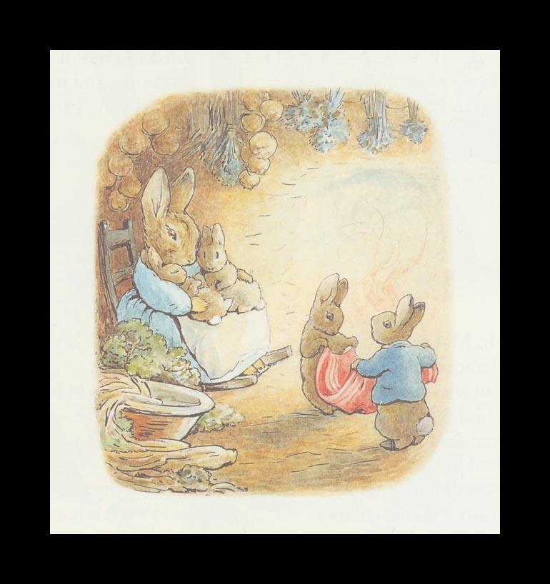 Бенджамин и Кролик Питер Банни. Сказка о кролике Питере 37