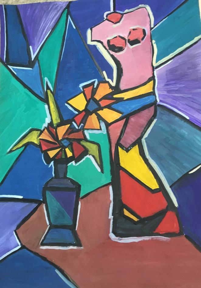 Decoration artist