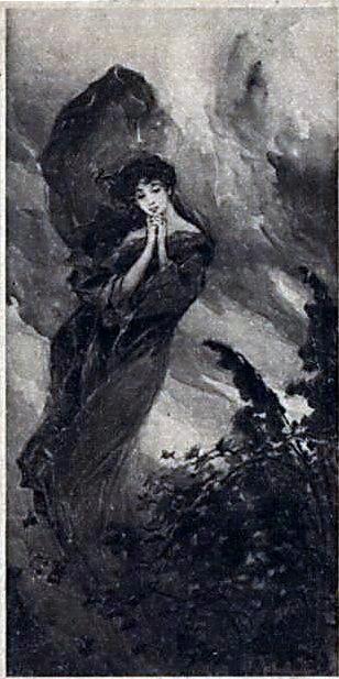 Wilhelm Alexandrovich Kotarbinsky. Autumn wind