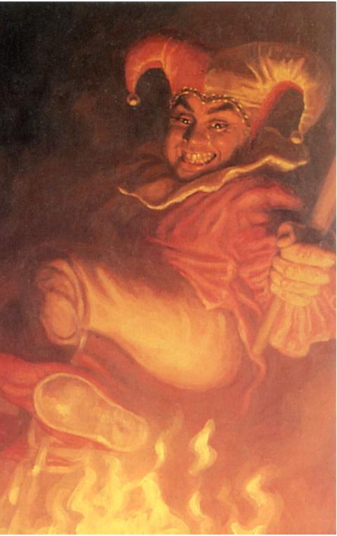Грег Хильдебрандт. Шут