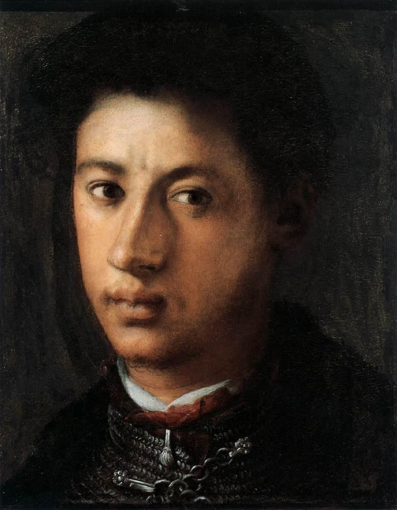 Jacopo Pontormo. Alessandro Medici