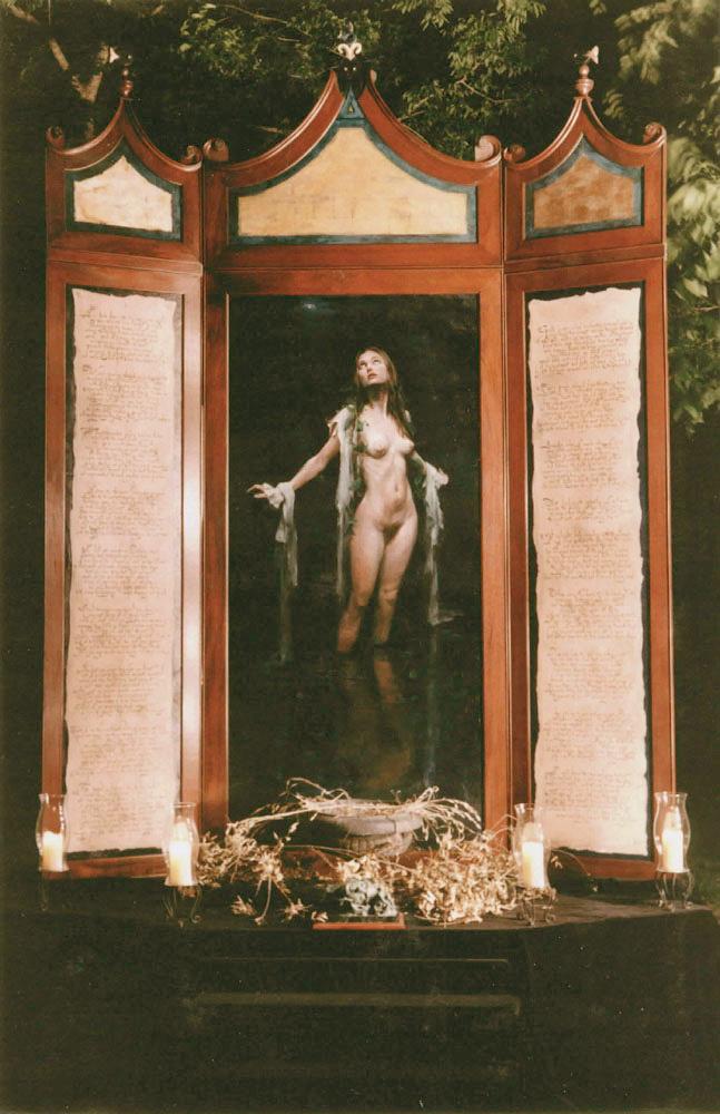 Майлз Уильямс Матис. Триптих