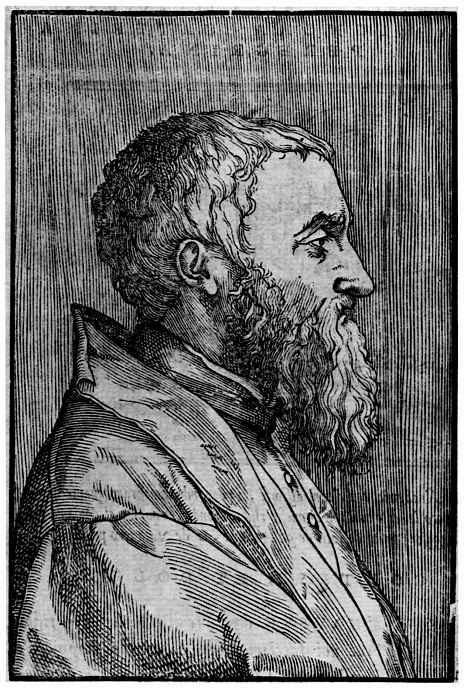 Джузеппе Порта Сальвиати. Портрет неизвестного