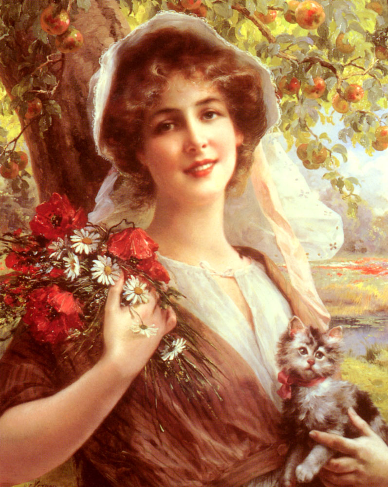 Emile Vernon. Summer in the city