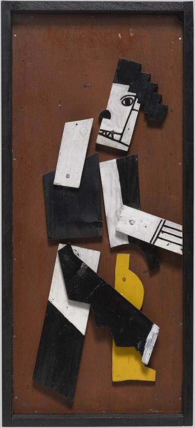 Fernand Leger. Charlot cubiste