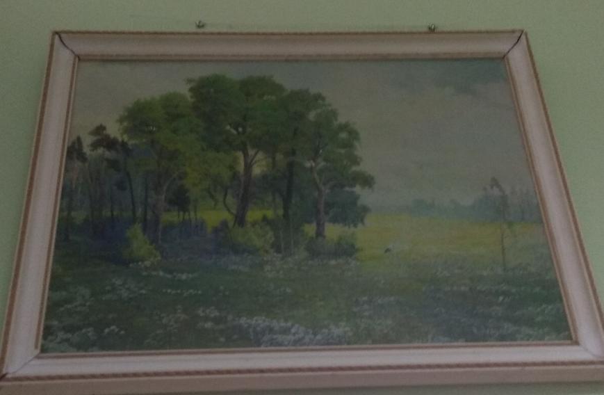 Nikolai Nikolaevich Asaulyak. Oaks