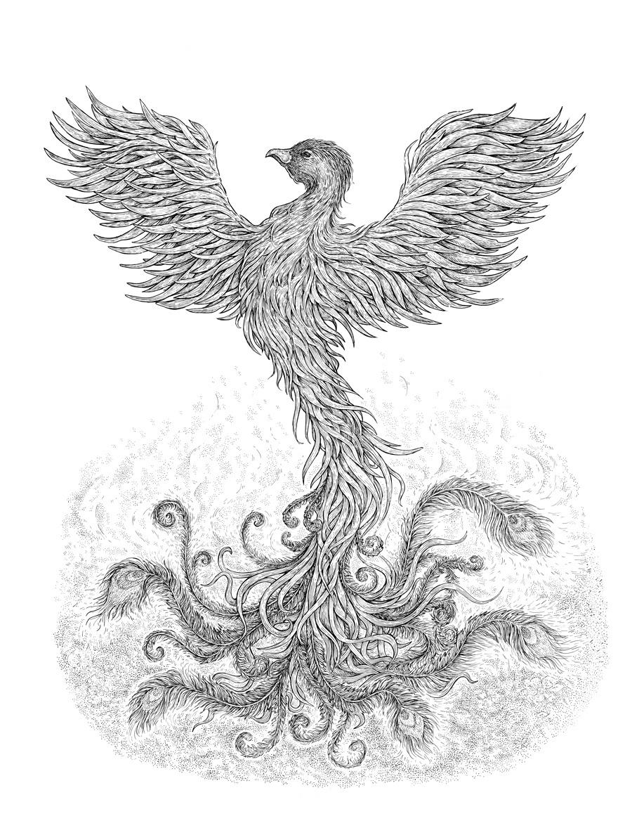 Eugene Batyrova-Gauss. Phoenix