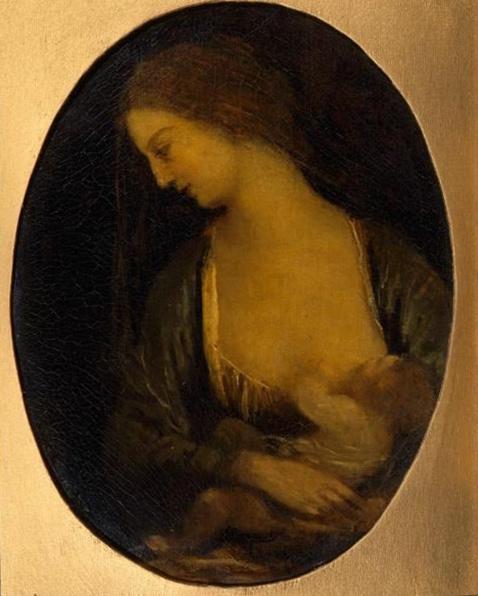 Камиль Коро. Мадонна из Верней