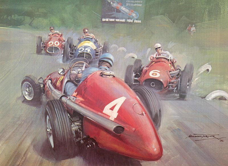 Рой Роб. Гран-при Италии