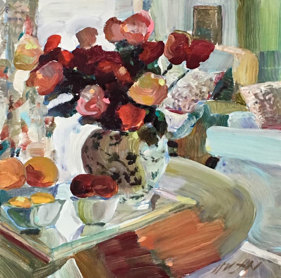 Tatiana An. «bouquet of roses»