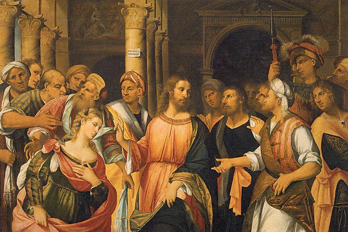 Рокко Маркони. Спаситель и Его ученики