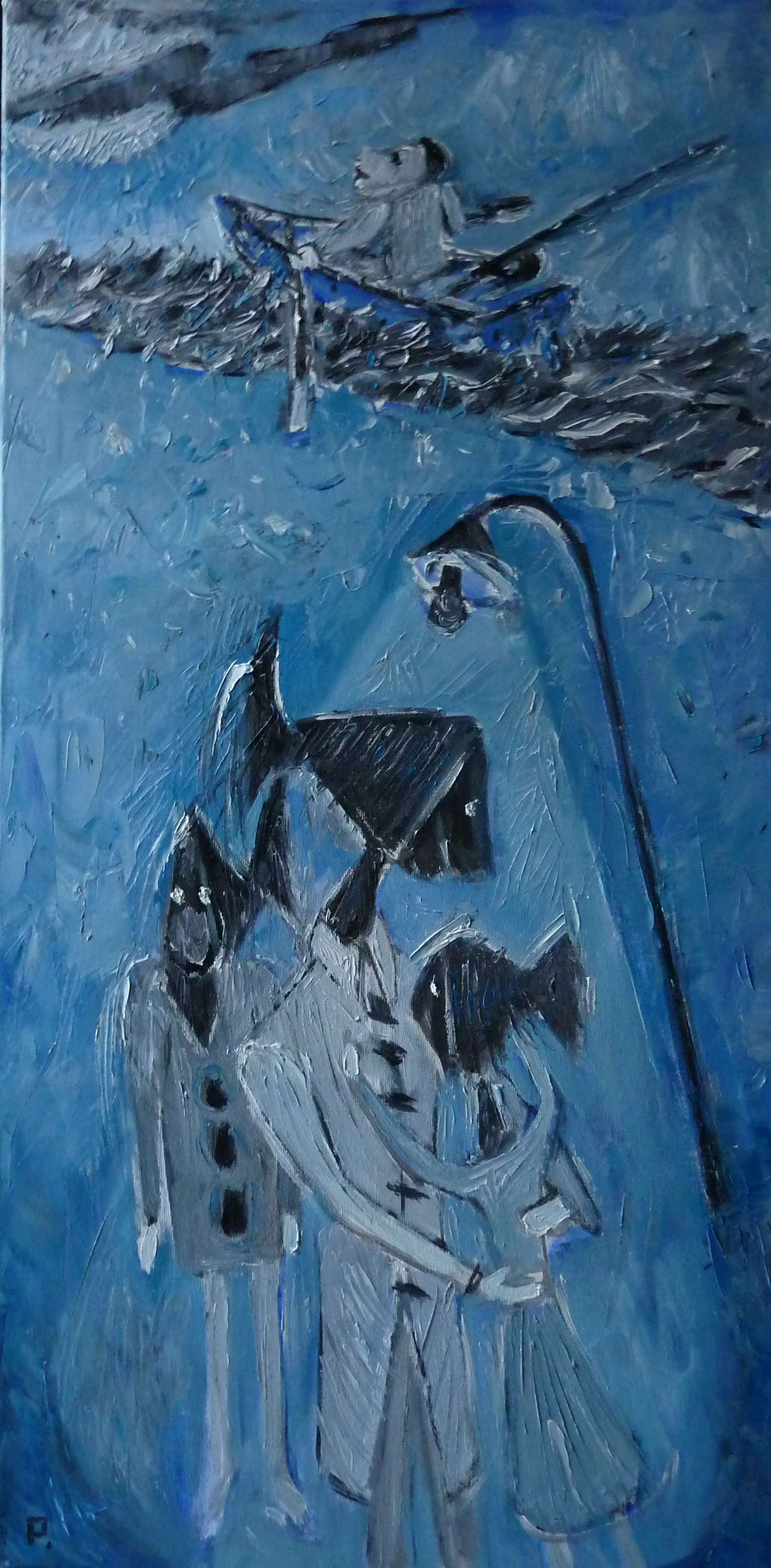 Svyatoslav Ryabkin. Towards the storm