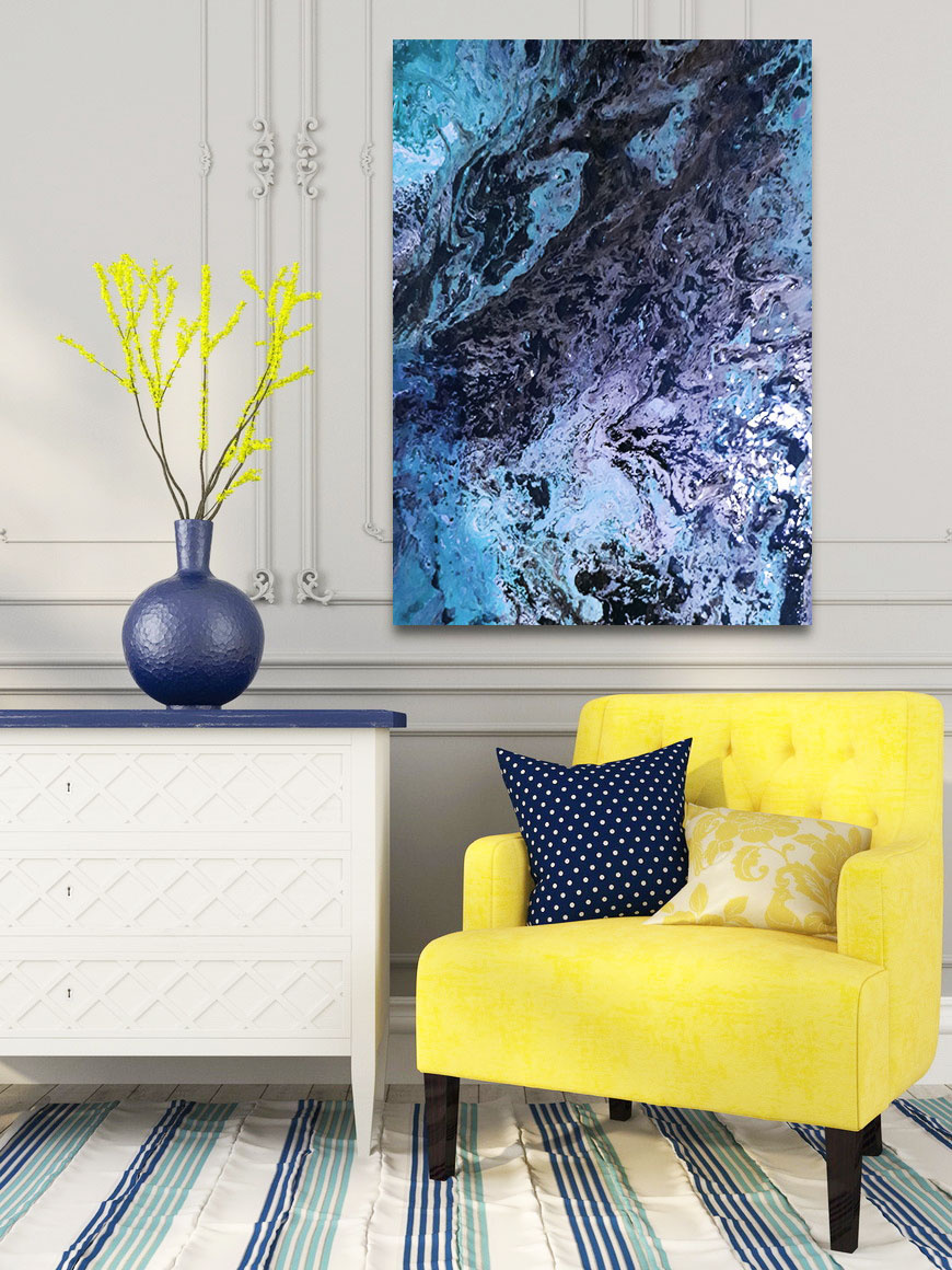 Interior paintings to order