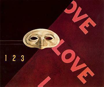 Charles Demuth. Love. love, love. in chestertonian