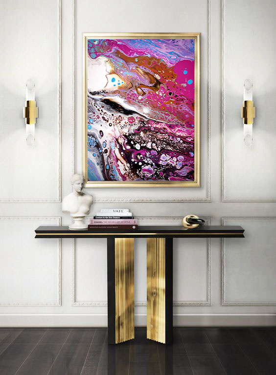 Khristina Igorevna Belousova. Interior paintings to order