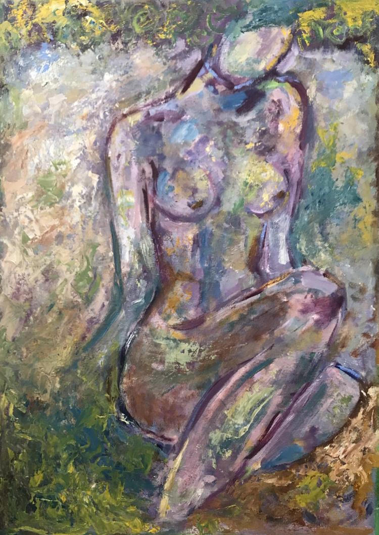Tatyana Nikolaevna Antonova. Nude