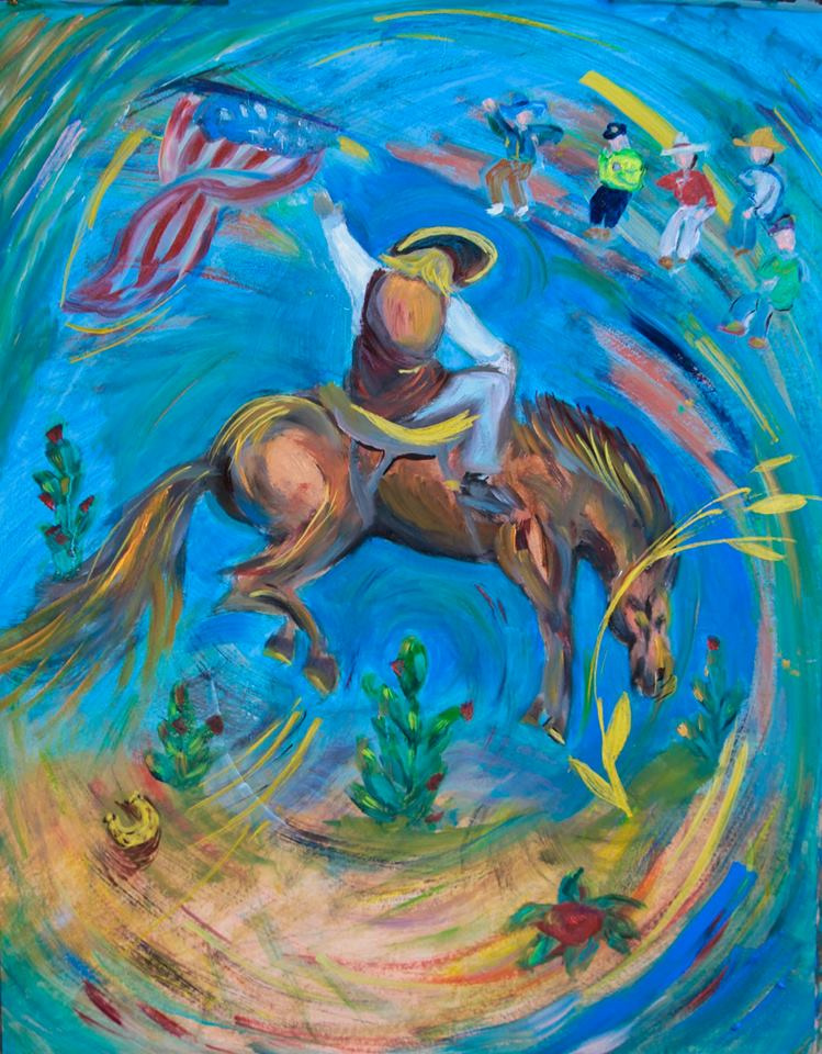 Sergey Protasov. Naive Rodeo