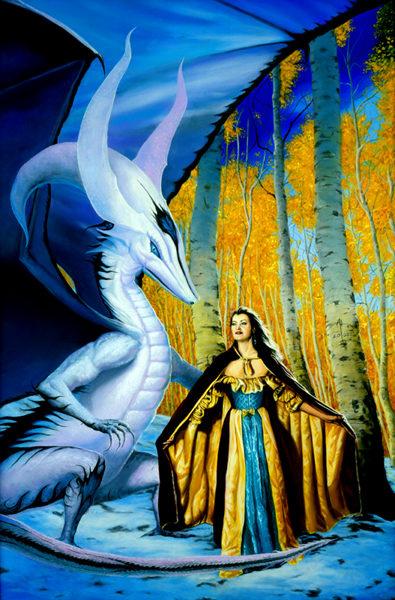 Алан Рабинович. Белый дракон