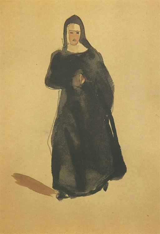 Alexander Alexandrovich Deineka. Nun