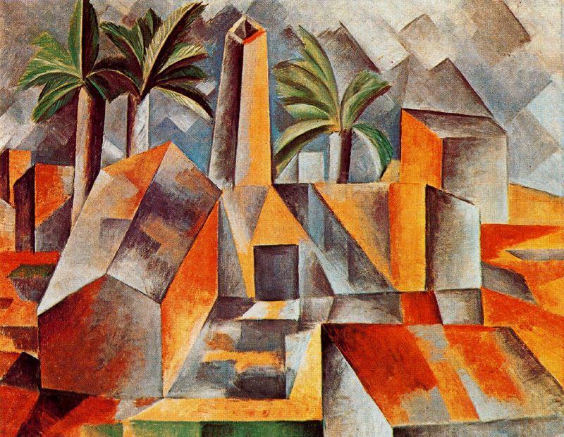 Пабло Пикассо. Сюжет 149