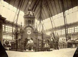 Иван Николаевич Ропет-Петров. 1893 год — русский павильон на Всемирной выставке в Чикаго